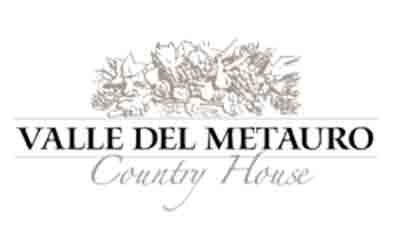 Logo Valle del Metauro Country House