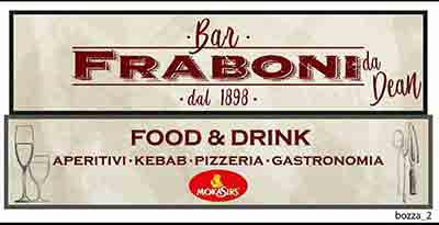 Logo Bar Fraboni  Food&Drink